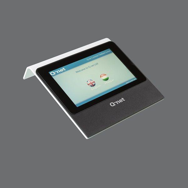 Q Net Customer Feedback Device Q Net International Ltd